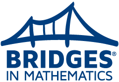 Bridges math logo